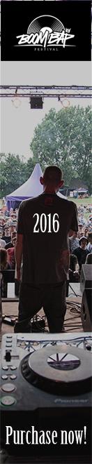 Boom Bap Festival 2016